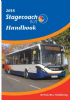 British Bus Publishing Stagecoach Bus Handbook - 2016